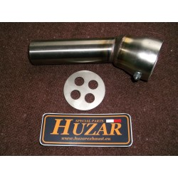 Wkładki wyciszające do wydechu Huzar -db killer