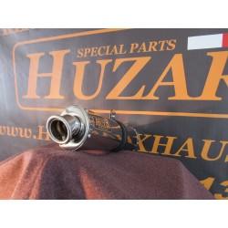 Tłumik 50 cm ze stali nierdzewnej polerowany Suzuki GSX 750