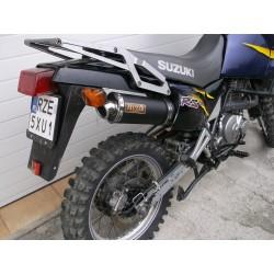 Tłumik 50 cm ze stali nierdzewnej polerowany Suzuki Dr 650 RS