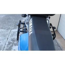 Tłumik 50 cm ze stali nierdzewnej polerowany Yamaha XT660 Tenere