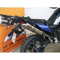 Tłumik 50 cm ze stali nierdzewnej polerowany Yamaha XT 600