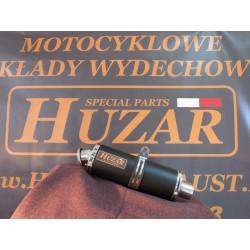 Kompletny układ wydechowy Huzar do Honda CRF1000 Africa Twin